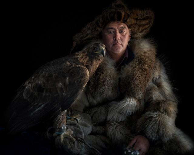 Поощрительная премия в категории «Обворожительные лица и персонажи». Монголия. Автор Сара Воутерс
