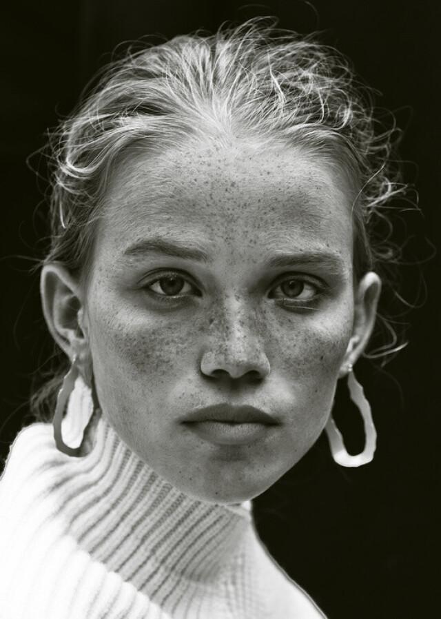 Ребекка Лонгендайк. Фотограф Шоня Жостак