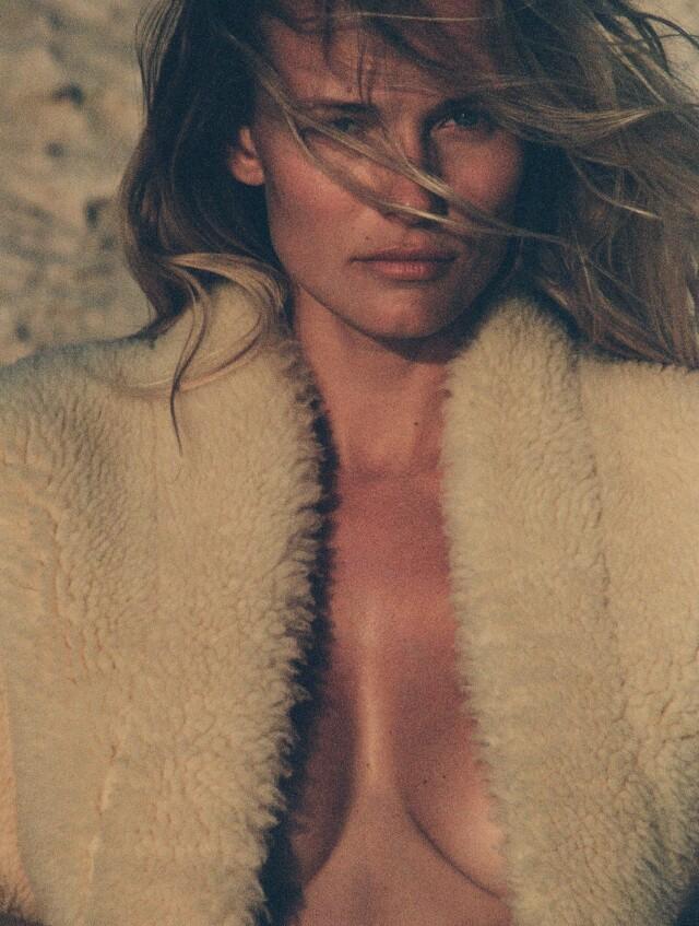 Эдита Вилкевичуте для Vogue Paris, 2020. Фотограф Хенрик Пурьенн