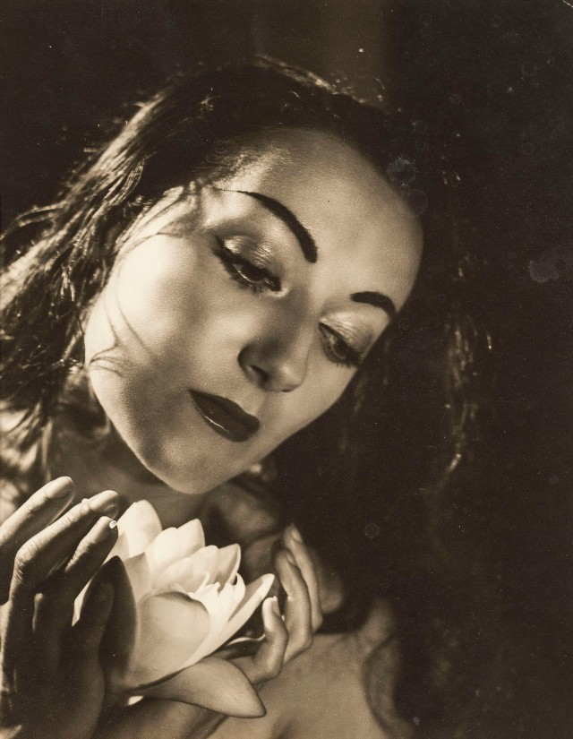Марика Ривера, 1950-е годы. Ангус МакБин
