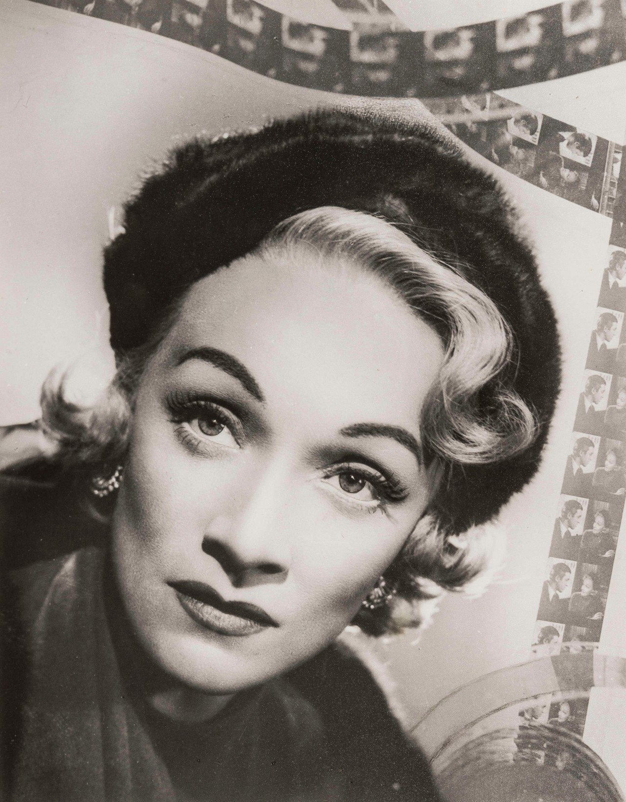 Марлен Дитрих, 1950 год. Ангус МакБин
