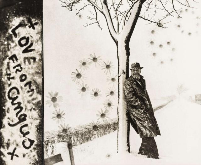 Рождественская открытка, 1960. Ангус МакБин