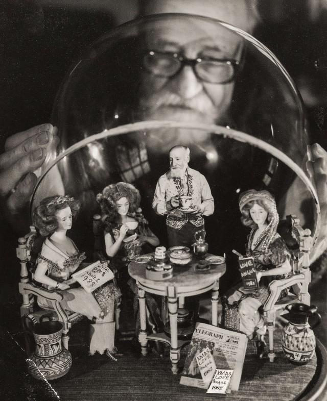 Рождественская открытка, 1982. Ангус МакБин