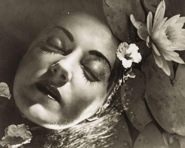 Французская актриса Марика Ривера, 1940-60-е годы. Ангус МакБин