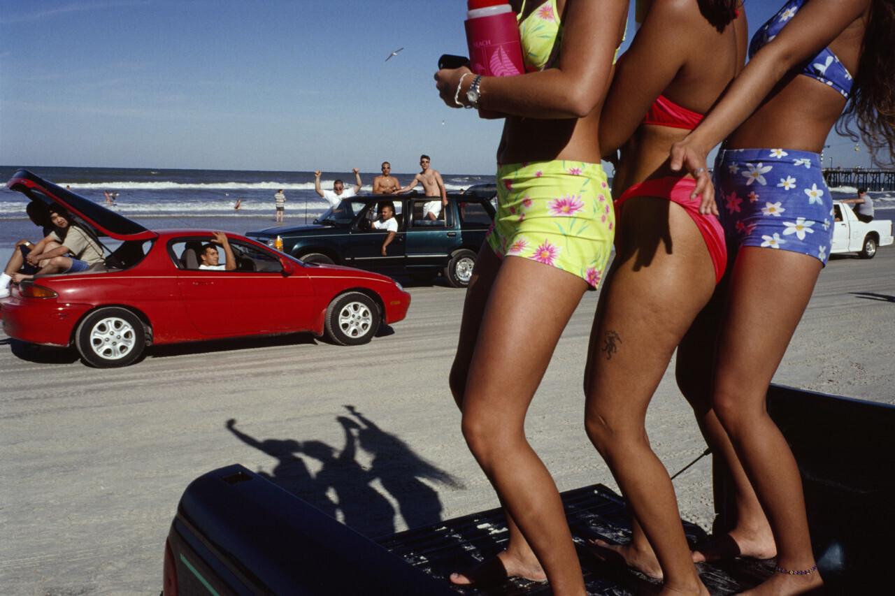 Дейтона-Бич, Флорида, 1997. Фотограф Константин Манос