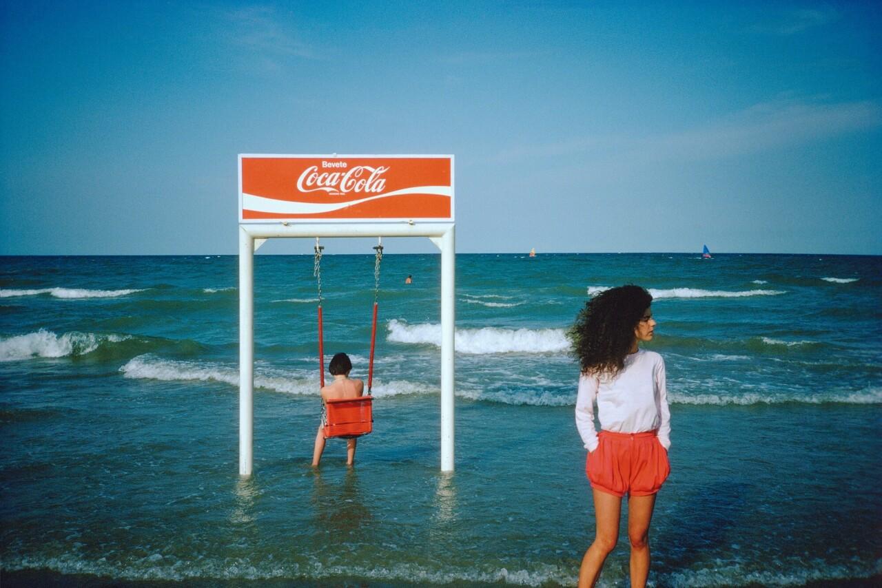 Римини, 1983. Фотограф Клод Нори