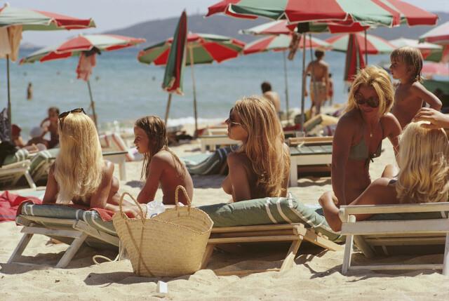 Все дороги ведут к морю: пляжные фотографии, пропитанные духом лета