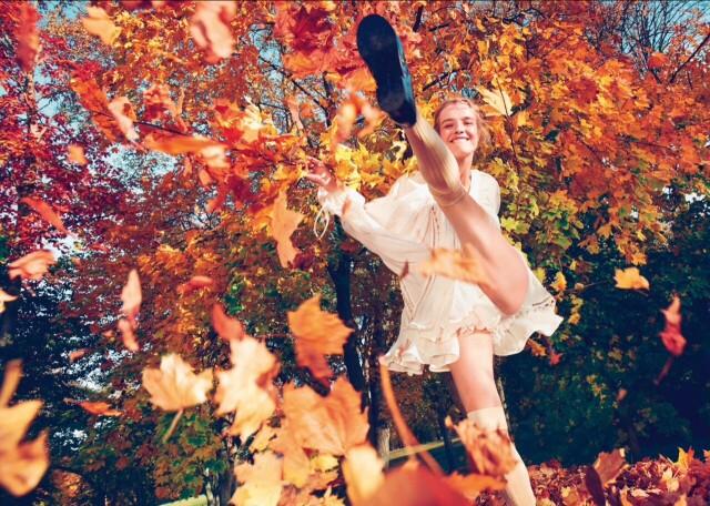 Райан МакГинли: голые и свободные
