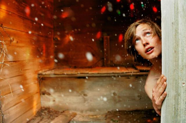 Снежная дискотека, 2008 год. Фотограф Райан МакГинли