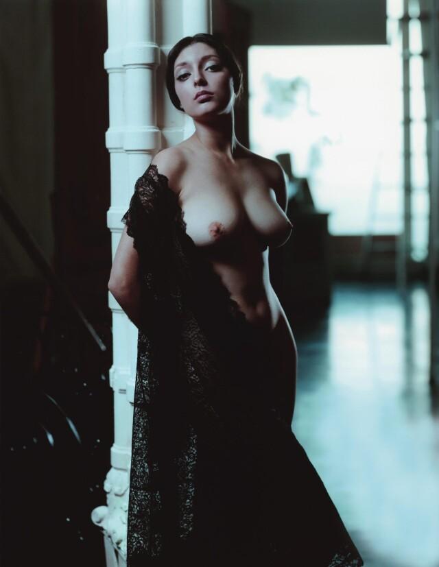 Виктория Валентино, 1963. Фотограф Марио Касилли