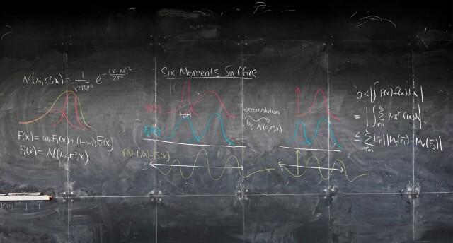 Анкур Моитра, Массачусетский технологический институт, 2020. Фотограф Джессика Уинн