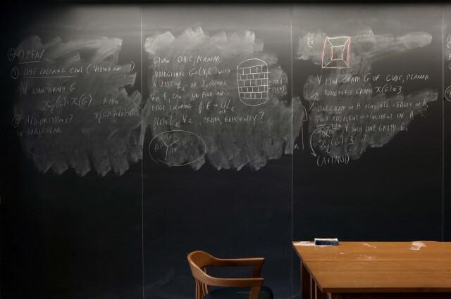 Нога Алон, Принстонский университет, 2019. Фотограф Джессика Уинн