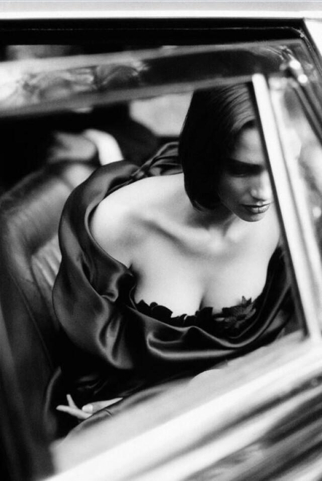 Для Vogue Париж, 1996 год. Фотограф Доминик Иссерманн