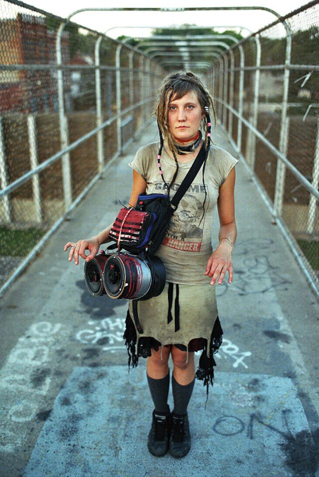 Из серии «Время цветущей юности», 2006 год. Фотограф Майк Броди