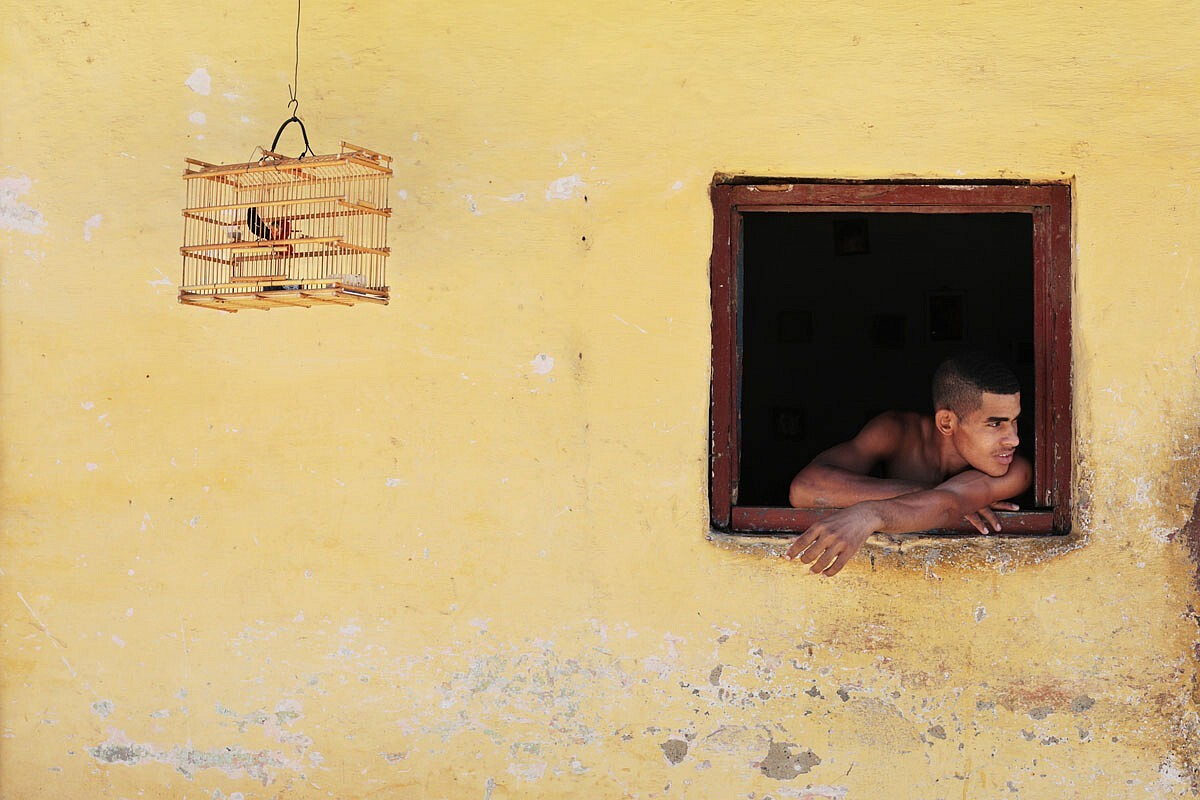 Тринидад, Куба, 2017. Фотограф Мария Плотникова