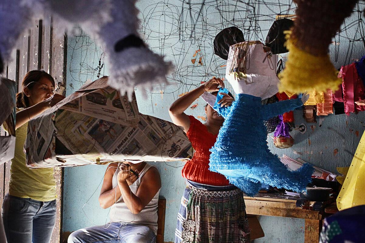 Гватемала, 2017. Фотограф Мария Плотникова