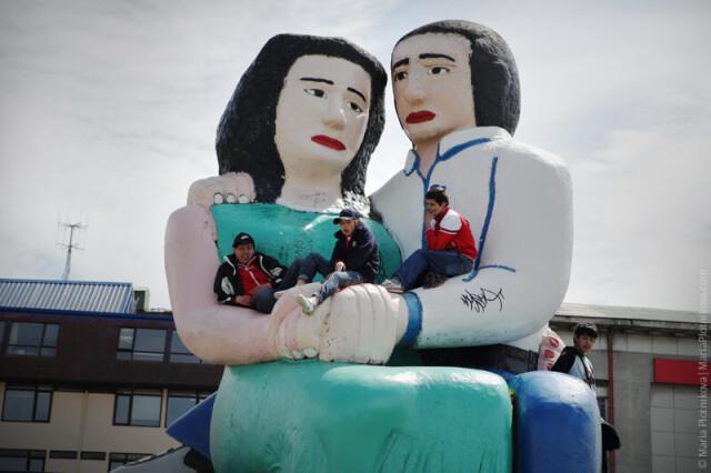 Пуэрто-Монт, Чили, 2010. Фотограф Мария Плотникова