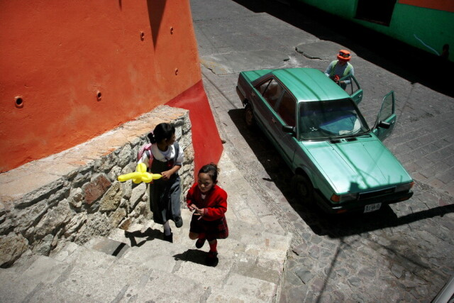 Тепоцотлан, Мексика. Фотограф Мария Плотникова