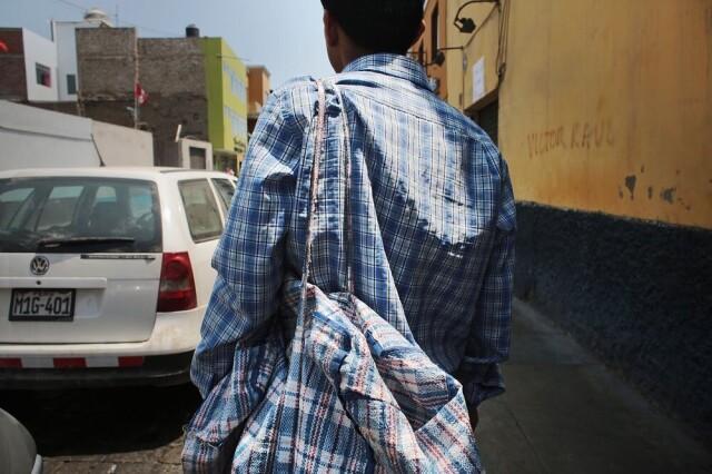 Челночный стиль в тихоокеанском городке Трухильо в Перу. Фотограф Мария Плотникова
