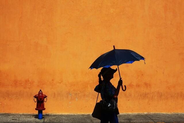 Картахена, Колумбия, 2013. Фотограф Мария Плотникова