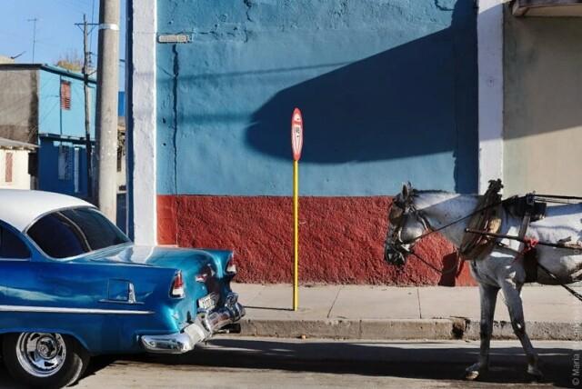Сьенфуэгос, Куба, 2008. Фотограф Мария Плотникова