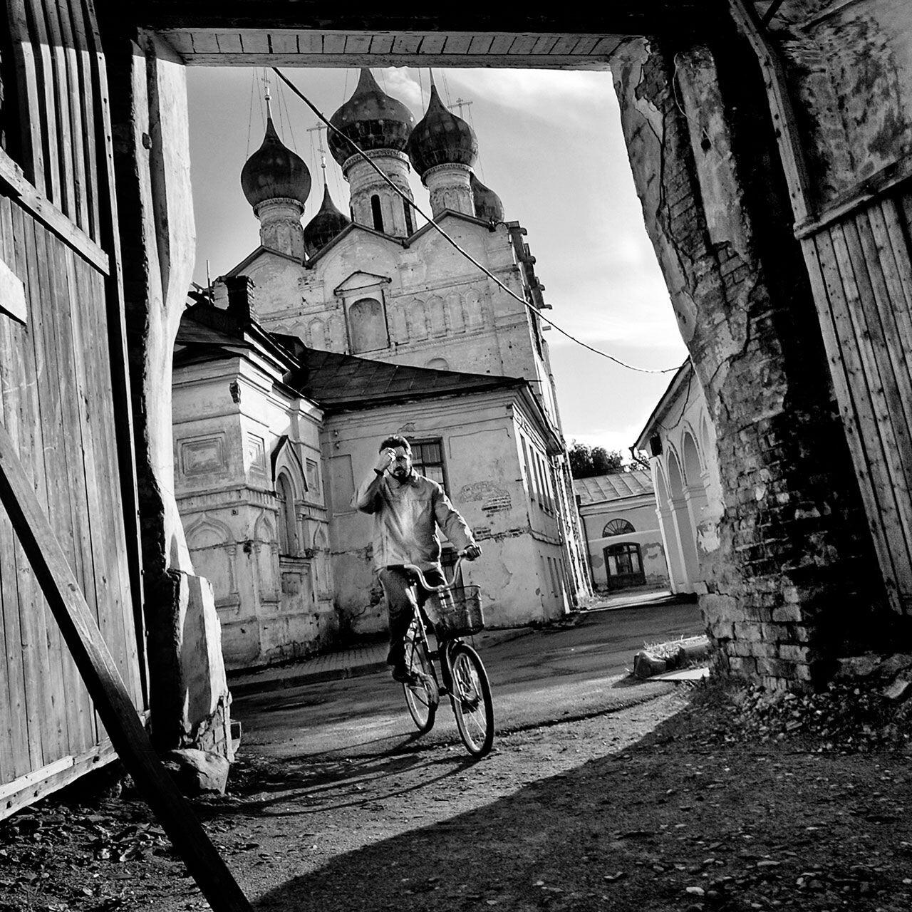 Ростов, Ярославская область, 2007. Фотограф Борис Назаренко