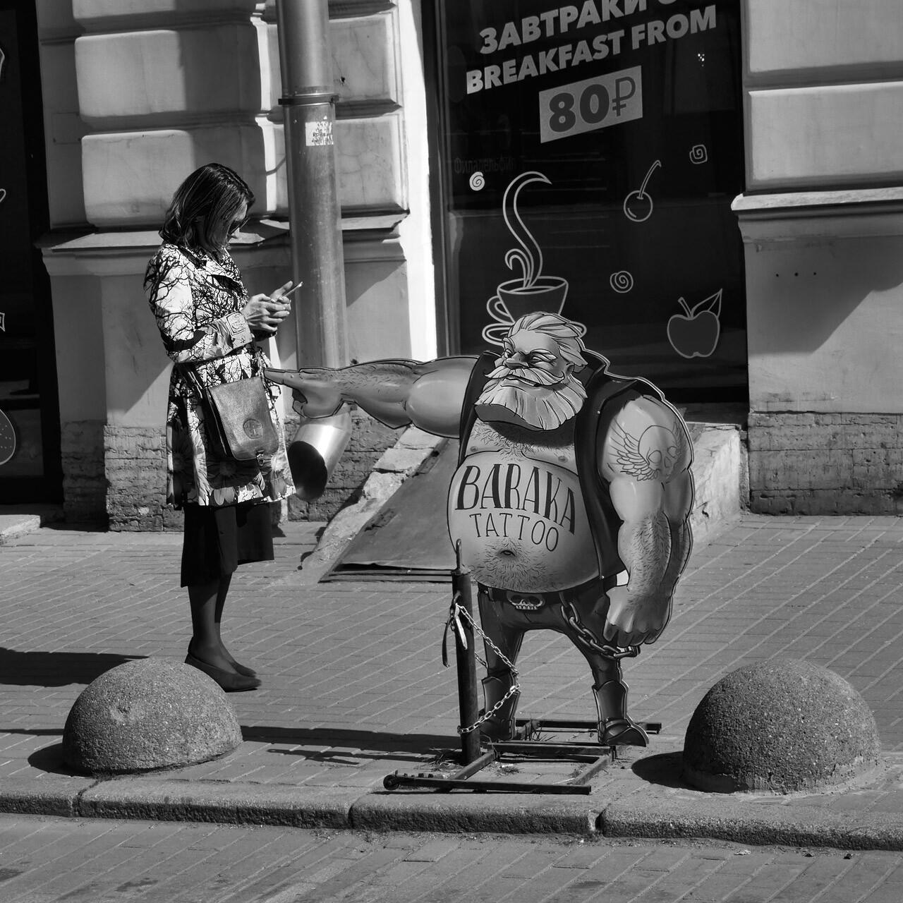 Санкт-Петербург, 2019. Фотограф Борис Назаренко