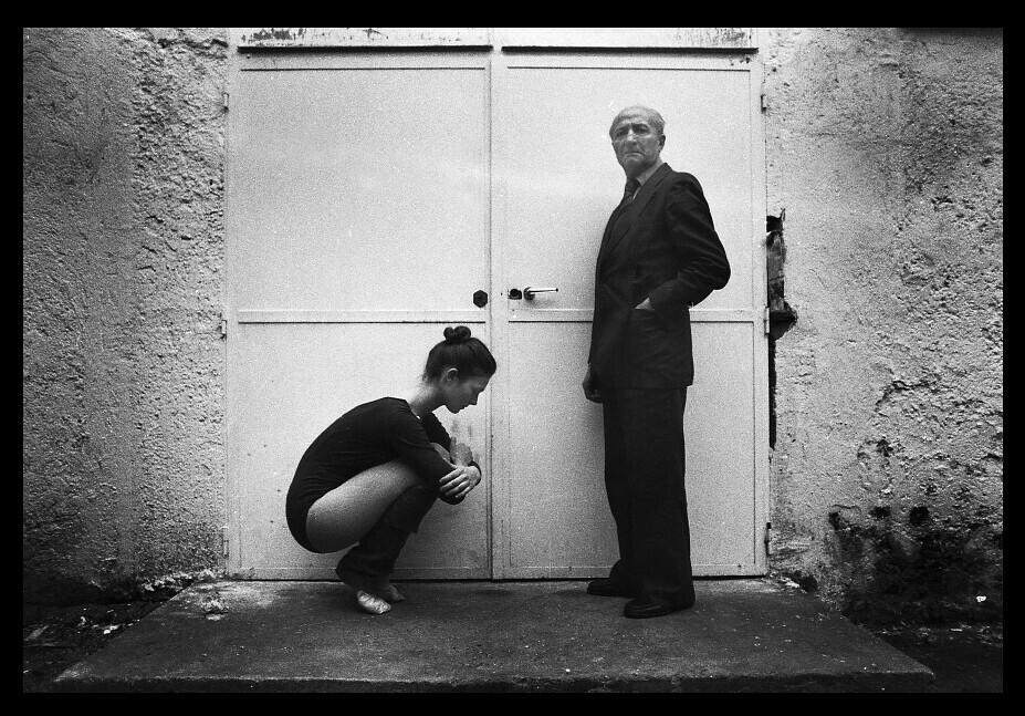 Подчинение. Фотограф Пьеро Марсили Либелли