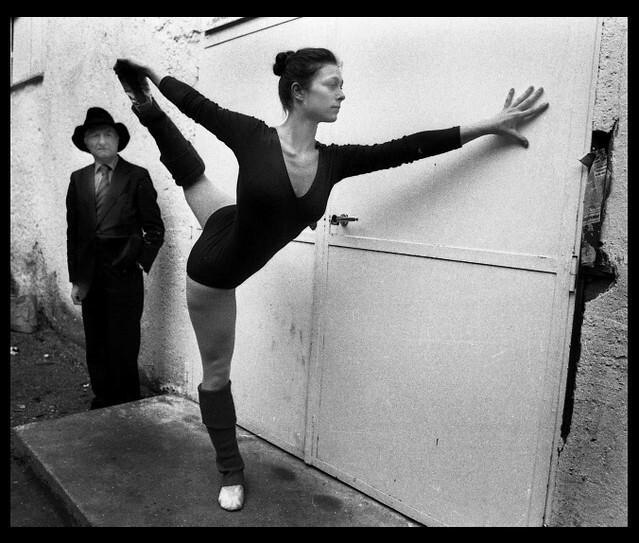 Танец. Фотограф Пьеро Марсили Либелли