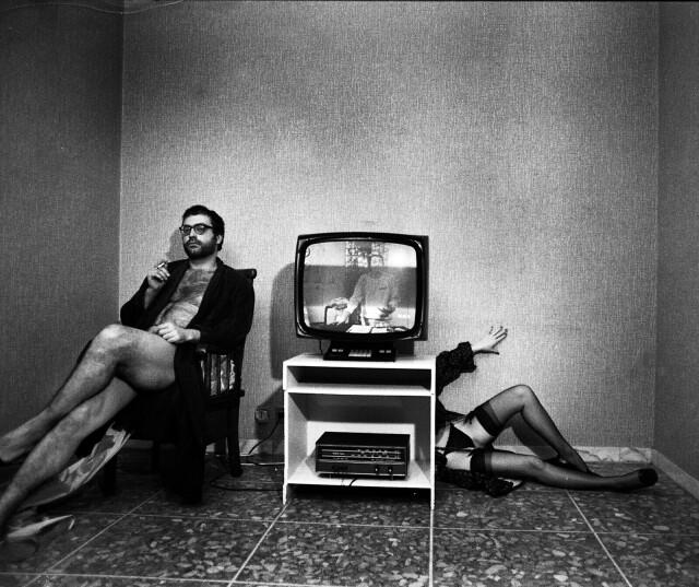 Пара. Фотограф Пьеро Марсили Либелли