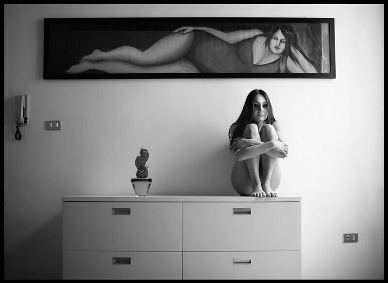 Фикус. Фотограф Пьеро Марсили Либелли