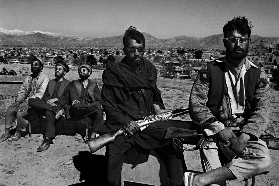 Кабул. Фотограф Пьеро Марсили Либелли