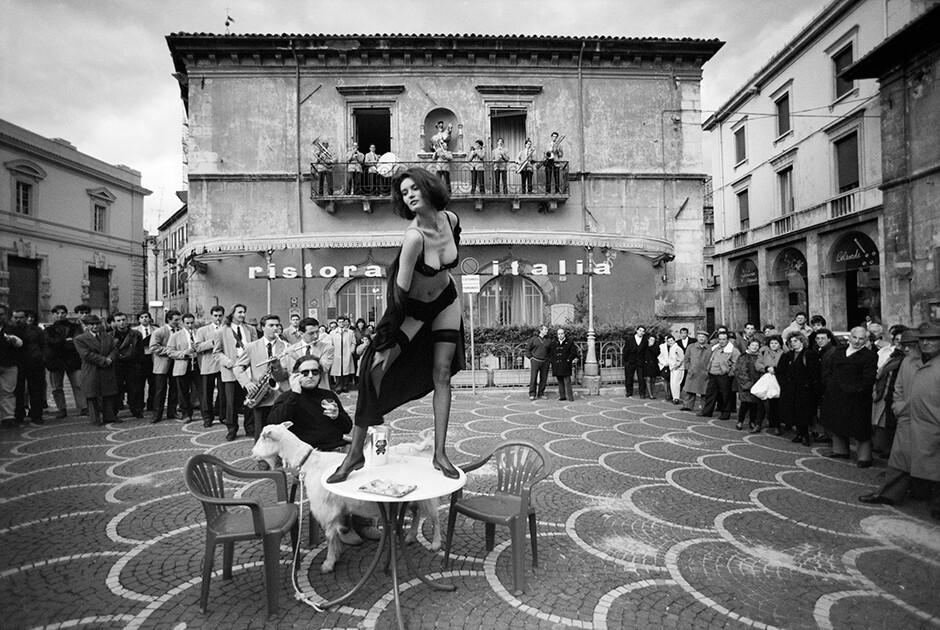 Сульмона, 2001. Фотограф Пьеро Марсили Либелли
