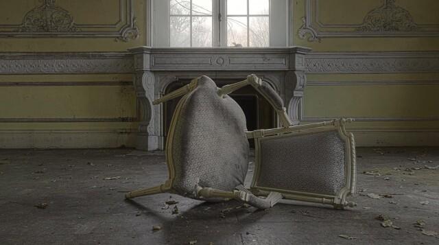 Хрупкость времени в фотопроекте «Заброшенная Скандинавия»