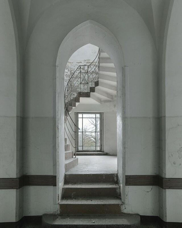 Больница в Польше. Фотопроект Киммо Пархиала и Тани Палмунен «Заброшенная Скандинавия»
