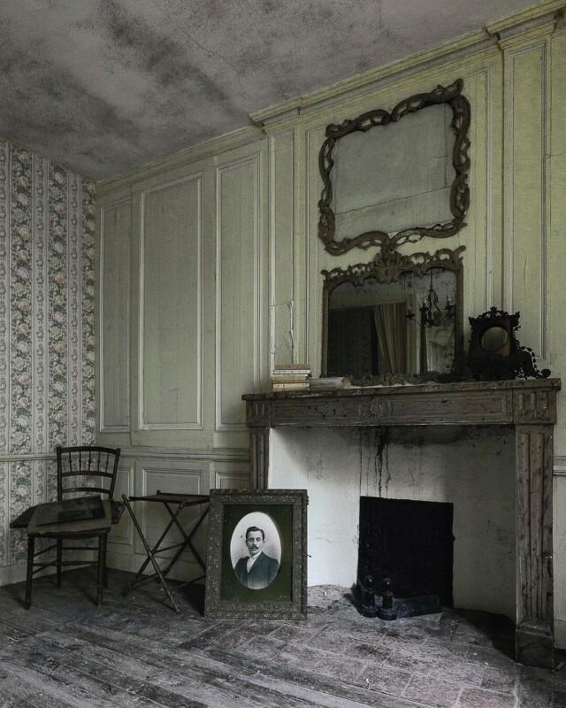 Фотопроект Киммо Пархиала и Тани Палмунен «Заброшенная Скандинавия»