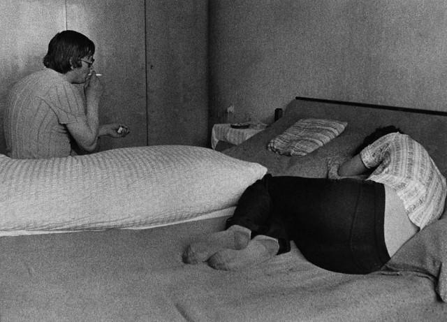 В спальне, Чехия. Йиндржих Штрейт