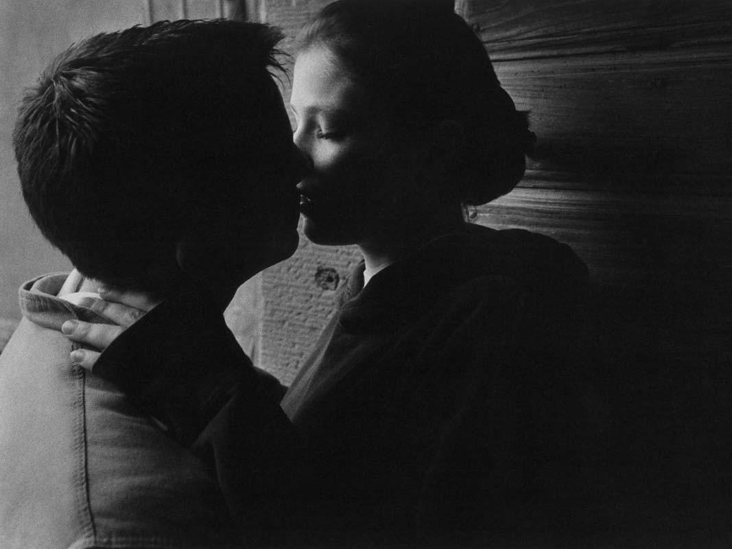 Влюблённая пара, из серии «С утраченным сердцем», Чехия. Йиндржих Штрейт