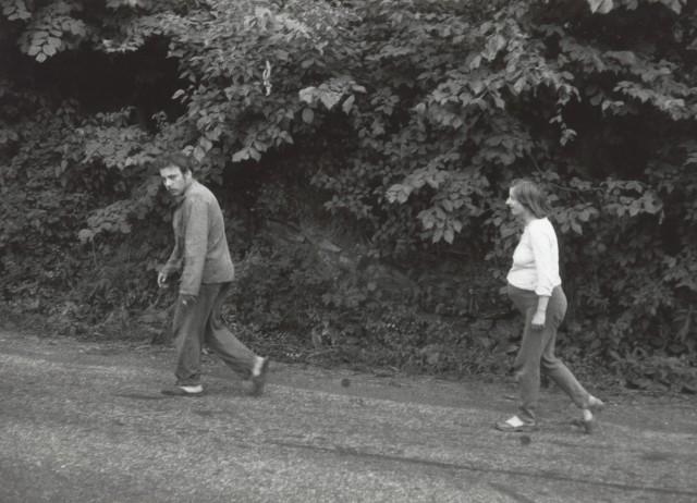 Возвращаясь из бара, Совинец, Чехия, 1986. Йиндржих Штрейт