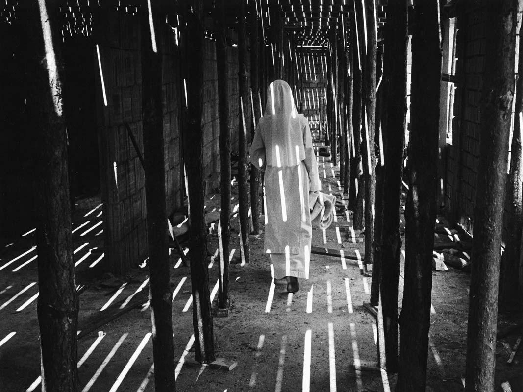 Монахиня из серии «Врата надежды». Йиндржих Штрейт