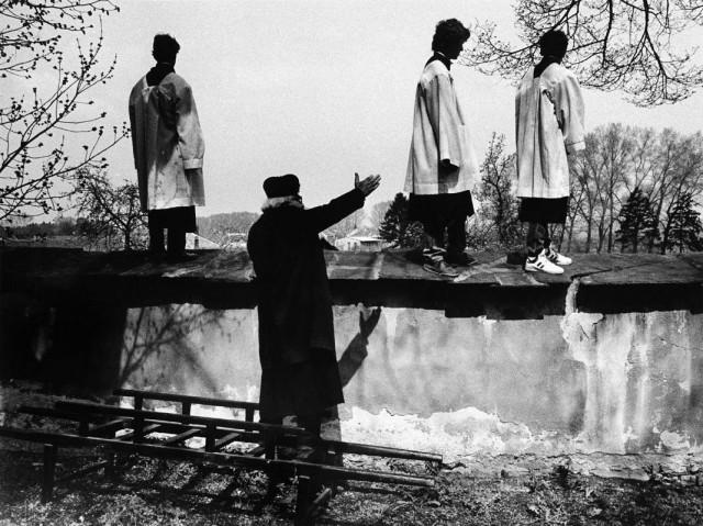 Наставление юных послушников из серии «Врата надежды». Йиндржих Штрейт