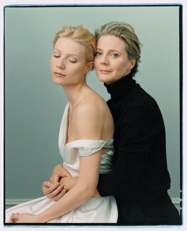 Гвинет Пэлтроу и Блайт Даннер, 1999. Фотограф Энни Лейбовиц