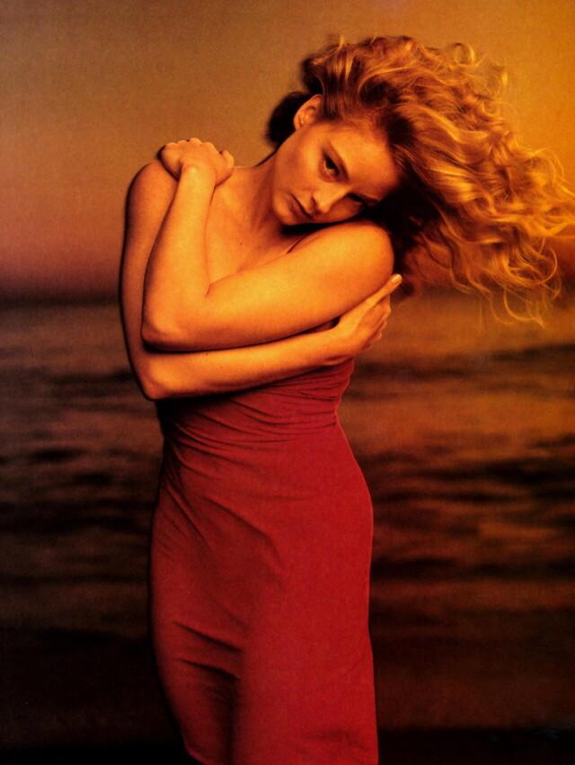 Джоди Фостер, 1988. Фотограф Энни Лейбовиц