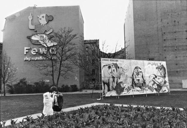 Берлин, 1975 год. Фотограф Сибилла Бергеман