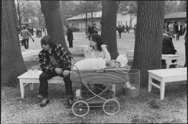 Берлин, 1977 год. Фотограф Сибилла Бергеман