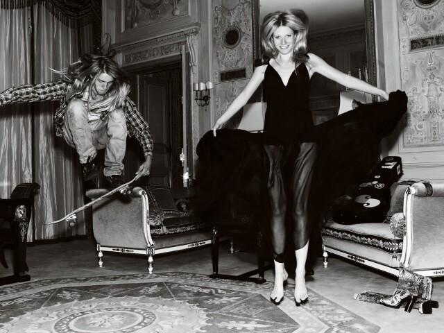 Гвинет Пэлтроу, Vogue, 2005. Фотограф Марио Тестино