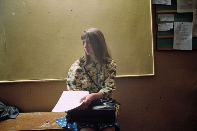 Россия, 1990-е. Фотограф Лиз Сарфати