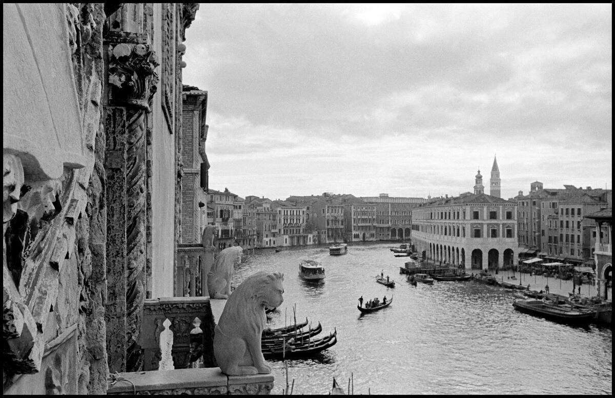 Венеция. Фотограф Инге Морат