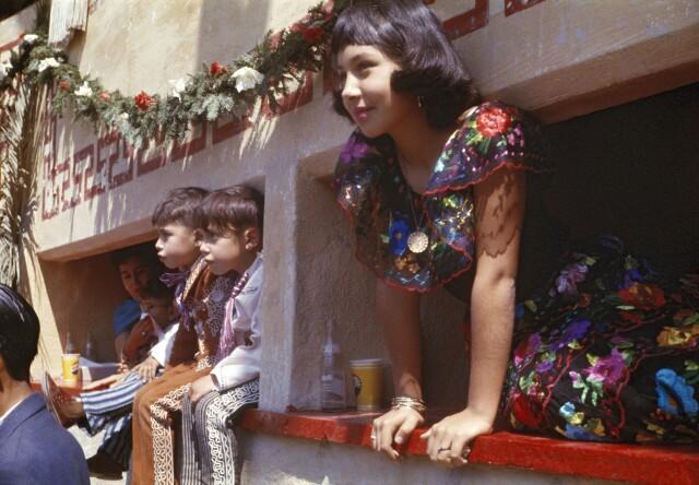 Мексика, 1959 год. Фотограф Инге Морат