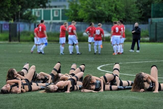 «Вне игры». Фотограф Александр Петросян